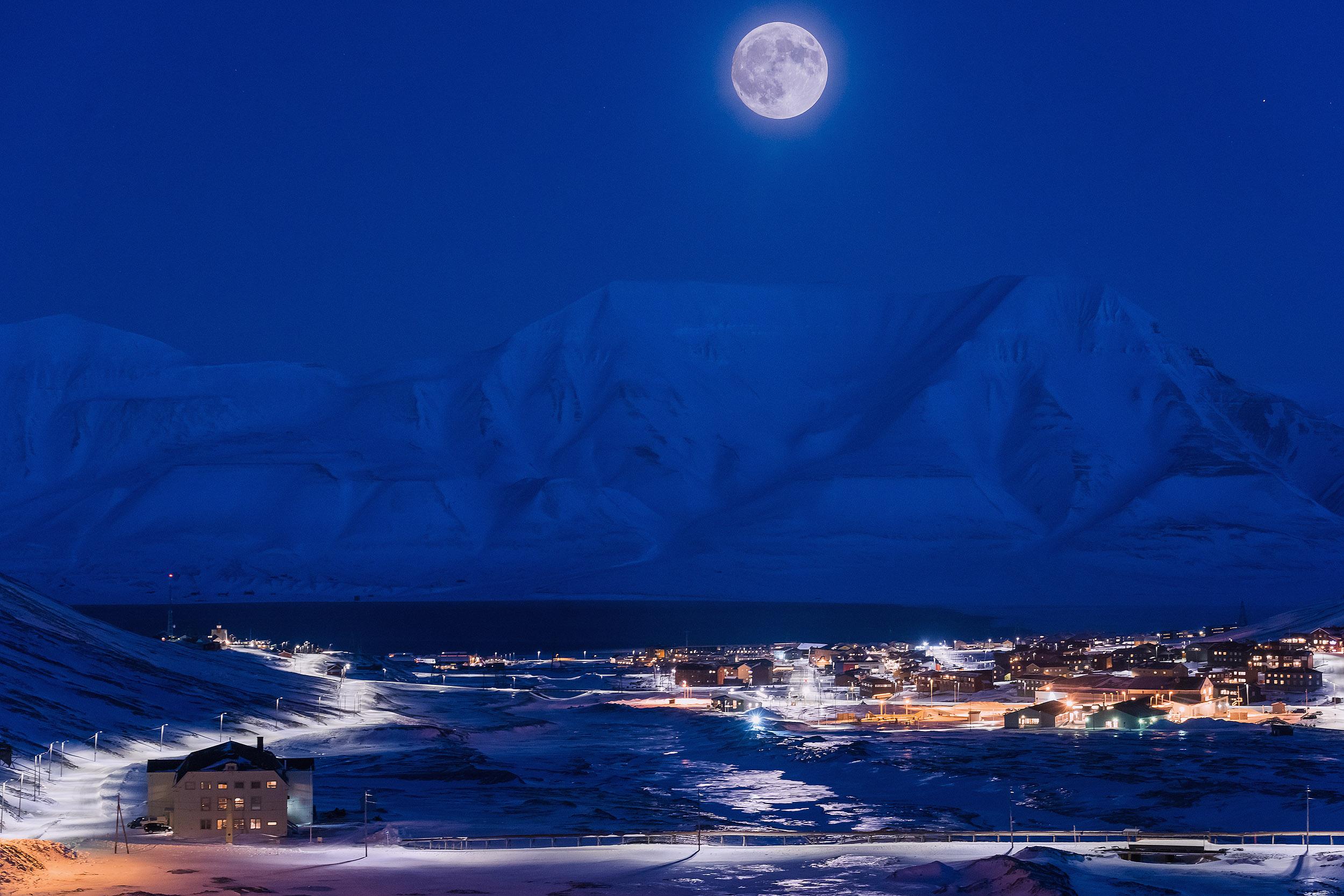 Julefeiring på Svalbard