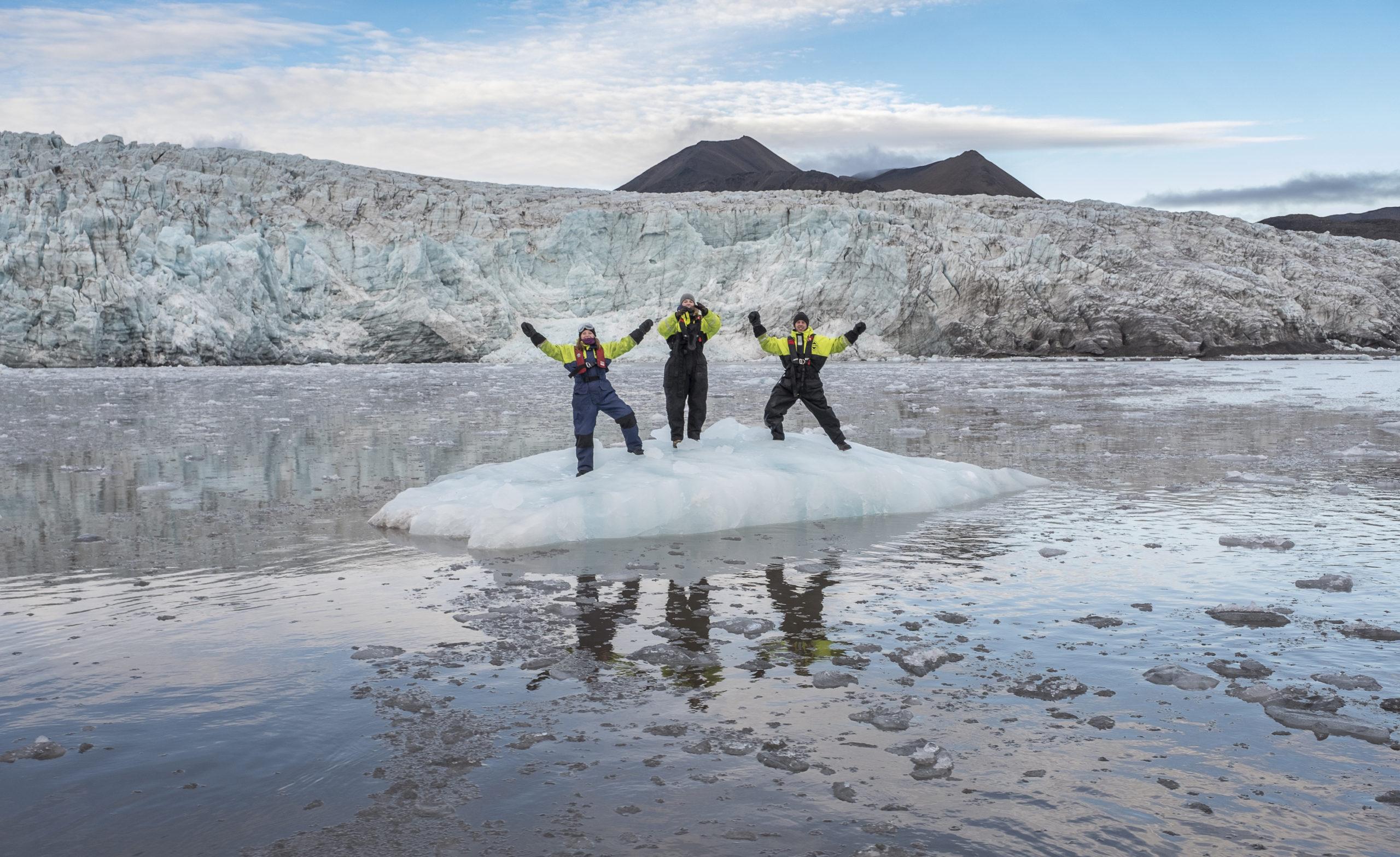 Sommereventyr på Svalbard